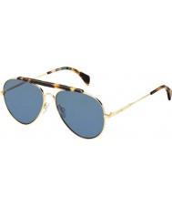 Tommy Hilfiger Th-1454 s 000 72 gafas de sol de oro rosa
