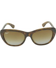 RayBan Rb4227 55 highstreet LIGHT HAVANA 710-T5 gafas de sol polarizadas