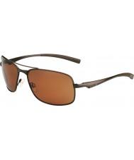 Bolle gafas de sol polarizadas de armas de piedra arenisca de color marrón mate skylar