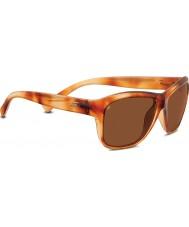 Serengeti Gabriella brillante miel de carey polarizado gafas de sol de los conductores