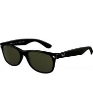 RayBan RB2132 52 nuevas caminante negros 901-58 gafas de sol polarizadas