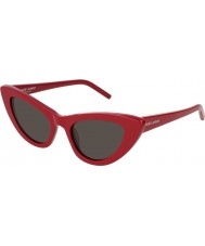 Saint Laurent Ladies sl 213 lily 004 52 gafas de sol