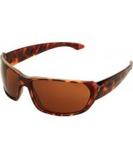 Cebe Trekker concha brillante 1500 gafas de sol marrones