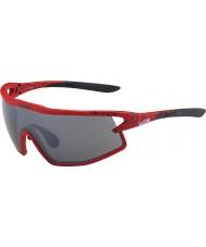 Bolle B-rock mates gafas de sol del arma tns rojo y negro