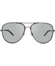 Revo Re1022 velocidad del viento bronce ii - las gafas de sol polarizadas de grafito