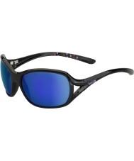 Bolle Solden brillantes gafas de sol azul-violeta negro