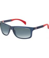 Tommy Hilfiger Th-1257 s 4nk jj gafas de sol rojas azules