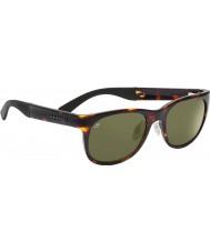 Serengeti Milano carey oscuro gafas de sol polarizadas 555nm