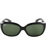 RayBan Rb4101 58 jackie ohh negro 601 gafas de sol